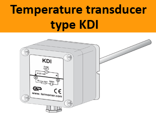 temperature-transducer-current-output-air-duct-mounting-type-KDI