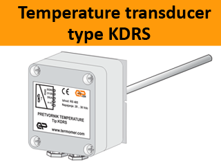 temperature-transducer-digital-RS-485-output-type-KDRS